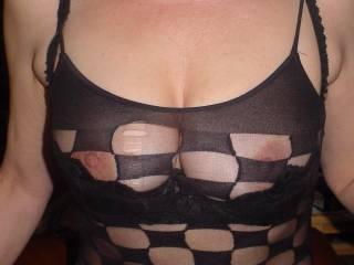 Nice:), love those nips showing