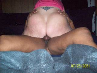 Dam that's nice and how I like a big white thick married women to ride me Balls Deep in hot wet tight pussy mmmmmmm