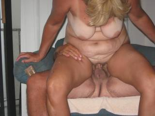great! I can only imagine watching her ride for fun - let alone her riding me for fun... Keep em coming.