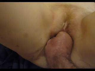 fisting her tight pussy. hope you like the gaping pussy at the end.