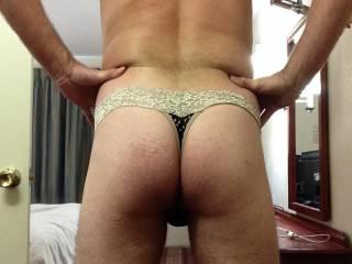 I love thong panties!!!