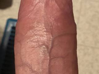 Veiny thick cock