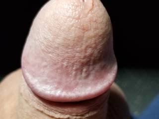 precumming with new vibrating cock ring