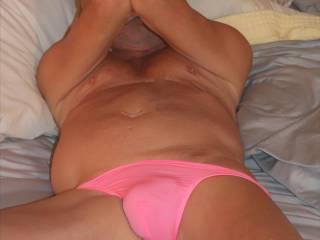 Take my panties off and do me ?