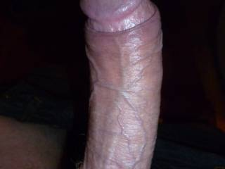 Mmmm, sexy cock, it could use something more than just a wank....a good suck could work wonders on a hot thick good looking cock like that. MILF K