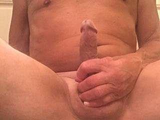 Love alone time. When horney a little masturbation is a good thing
