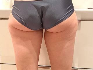 Ass, granny pants.