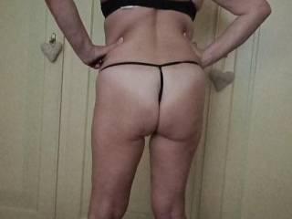 Her beautiful ass...