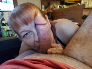 Mmmmm....can't wait to wrap my lips around his big dick