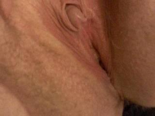 MMMMMMMM I would be happy to lick that sweet spot for hours!