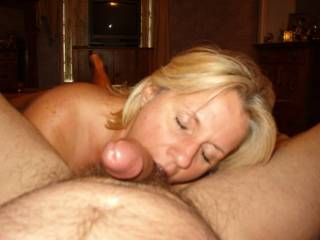 Ohhh, yes! I would love it, really. Makes me horny, imaging you would like my balls and suck my cock. xxx