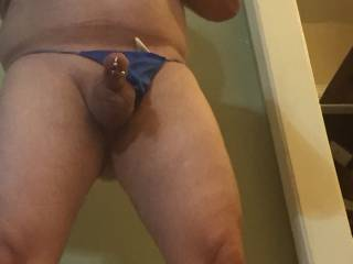 Who likes a pierced cock