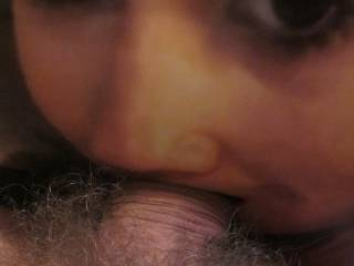 fucking her sweet mouth
