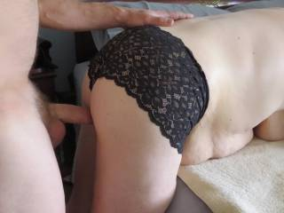 I was able to escape her amazing blowjob.  Pretty soon, I'll be in that amazing MILF pussy.