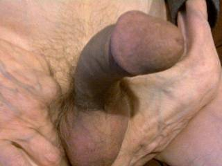 I love playing with hubbies cock, any other ladies want  to help