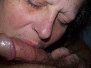 I am over on the coast for a week or two in Lincoln City, So I found this guy in the bar and we went to a motel and took these, I love sucking a hard cock, getting every drop
