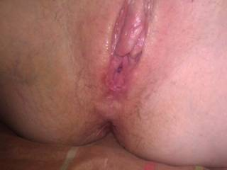 Lick around the outside of your pussy, suck each of your lips, pull them apart and flick my tongue across your clit like it was a speed bag, tongue fuck your hole till you cum! I bet your pussy tastes so good