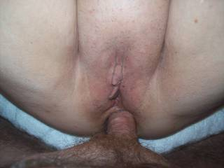 Dam and I am looking forward to having her sweet tight ass like this the next time we play Mmmmmmmmm what a hot fun couple