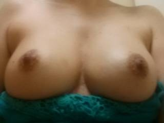 I\'m Sugerspice. Are my tits nice?