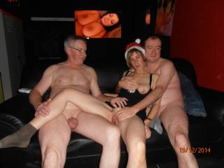 Love to join in and play with your young pussy