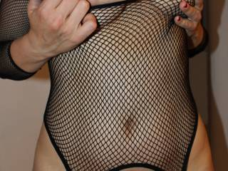 They just don't want to be trapped in this fishnet