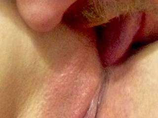 I just love licking her sweet butthole!! want to join??