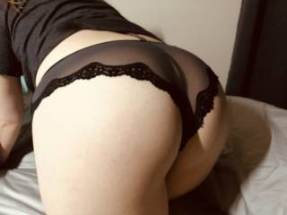 Wife's beautiful ass.    Tell her how great it is!