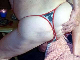 wanna pull the undies back?