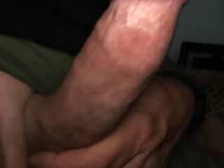 Playing hard got hard and had to make some cum