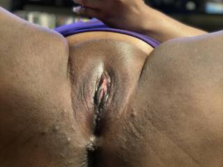 Tight wet pussy ready to be eaten