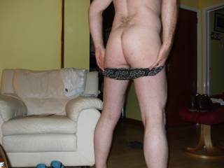 any ladies out there like to spank my bum?