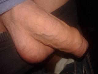 Smooth cock and balls