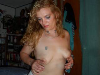 Cus he keeps me on a sexual high I can't help but to look my best be so he can look at me while I play with myself until his big dick is ready to pump my pussy full of his cock until I whale n moan..... she huh boys r fuck it oh ooh yeah