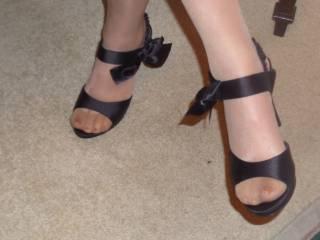 sexy feet in heels