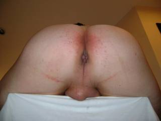nice fuckin ass... would love to be behind that ass a nd poound u hard