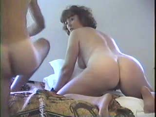 Cheatin MILF Erica...one on one with me, shes just been fucked and shows us her sweet ass before blowin me on camera again...just a qiuck clip