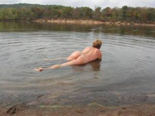 Ohhhhhhh Baby...Lets go Skinny Dipping together...xox