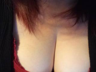 Come stick your dick here and let me titty Fuck you