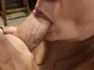 Is there anything better than a married woman sucking your cock?