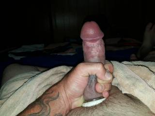 Love the cock rings
