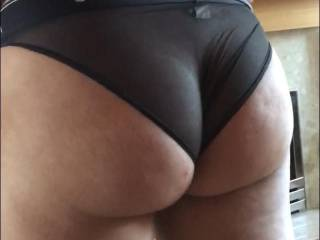 He fucks my big ass too much I scared my  asshole will  stay gaped stretched  out  with to much cock