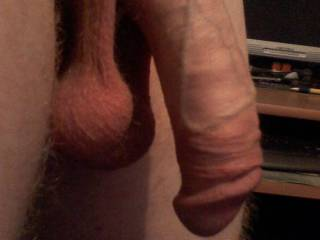 i want to feel those balls slap my ass as you pound that great big cock hard into my pussy