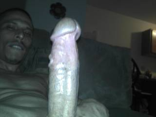 Nice head looks similar to me,I'm 20cm long 16cm thick shaft 19cm mushroom head 23cm round head if I use cock pump how bout your cock?i am strait love everything about a woman but appreciate a nice looking cock like yours just incase you was thinking I was gay or bi cause of my comments let my know your opinion on my pics/profile cock