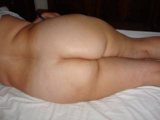 Big and cosy ass of hot Maggy