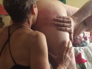 """NICE RIMMING! Good to see she believes in """"Lick It Before You Stick It"""""""