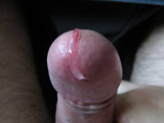 Precum before explosion ? Who wants to taste ?