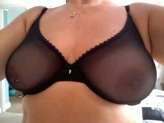 do my nipples look good in my new bra