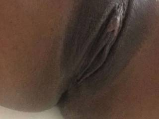 Clean pussy
