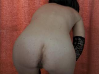 slut wife ready to take it from the ass