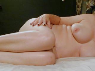 my mature wife posing naked on bed showing her pussy, tits, and ass  my mature wife posing naked on bed showing her pussy, tits, and ass mature wife naked ass pussy tits